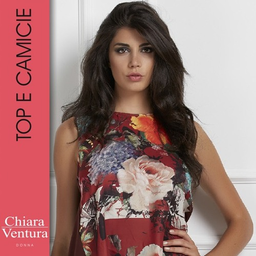 Lookbook Chiara Ventura | Top e Camicie